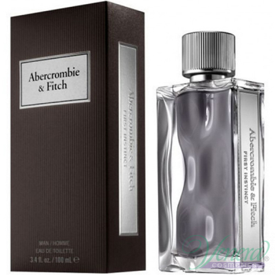 Abercrombie & Fitch First Instinct EDT 100ml за Мъже Мъжки Парфюми