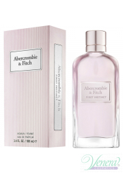 Abercrombie & Fitch First Instinct for Her EDP 100ml για γυναίκες