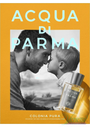 Acqua di Parma Colonia Pura EDC 100ml για άνδρες και Γυναικες ασυσκεύαστo Unisex's Fragrances Without Package