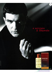 Antonio Banderas Diavolo EDT 200ml για άνδρες Ανδρικά Αρώματα