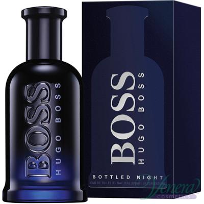 Boss Bottled Night EDT 100ml за Мъже Мъжки Парфюми