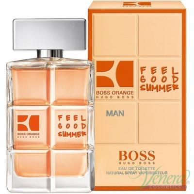 Boss Orange Feel Good Summer EDT 40ml за Мъже Мъжки Парфюми