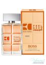 Boss Orange Feel Good Summer EDT 100ml για άνδρες ασυσκεύαστo