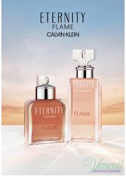 Calvin Klein Eternity Flame EDP 100ml για γυναίκες ασυσκεύαστo
