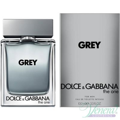 Dolce&Gabbana The One Grey EDT Intense 100ml за Мъже Мъжки Парфюми