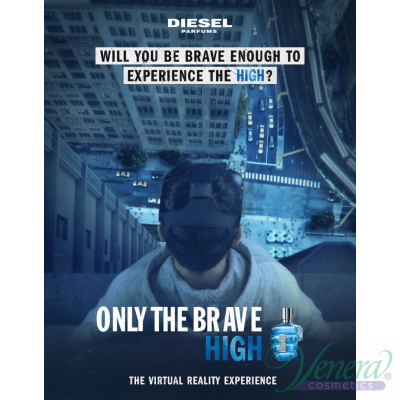 Diesel Only The Brave High EDT 75ml за Мъже