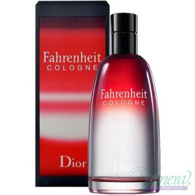 Dior Fahrenheit Cologne EDT 75ml за Мъже Мъжки Парфюми