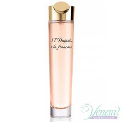 S.T. Dupont A La Francaise Pour Femme EDP 100ml за Жени БЕЗ ОПАКОВКА