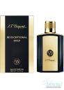 S.T. Dupont Be Exceptional Gold EDT 100ml за Мъже БЕЗ ОПАКОВКА Мъжки Парфюми без опаковка