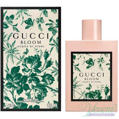 Gucci Bloom Acqua di Fiori EDT 100ml за Жени Дамски Парфюми