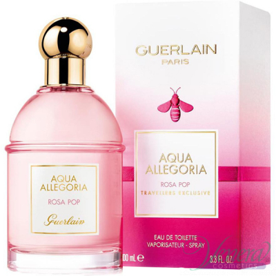 Guerlain Aqua Allegoria Rosa Pop EDT 100ml за Жени