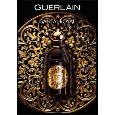 Guerlain Santal Royal EDP 125ml за Мъже и Жени Унисекс Парфюми
