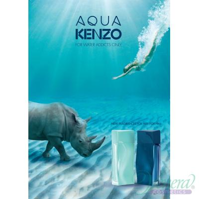 Kenzo Aqua Kenzo Pour Femme EDT 100ml pentru Femei produs fără ambalaj