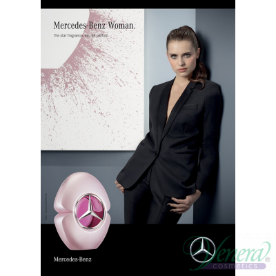 Mercedes-Benz Woman EDP 90ml за Жени  Дамски Парфюми