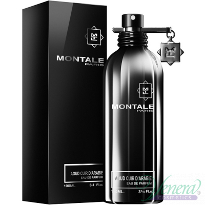 Montale Aoud Cuir d'Arabie EDP 100ml for Men Without Package Men's Fragrances without package
