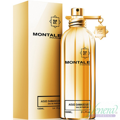 Montale Aoud Damascus EDP 100ml for Women Without Package Women's Fragrances without package