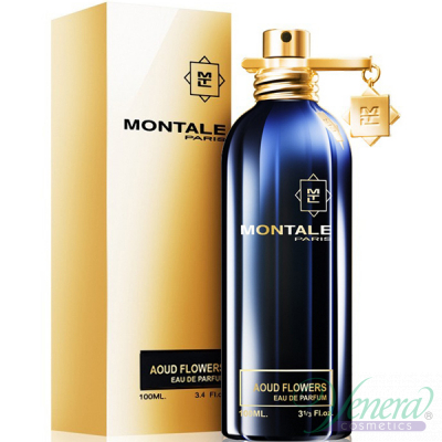 Montale Aoud Flowers EDP 100ml for Men Without Package Men's Fragrances without package