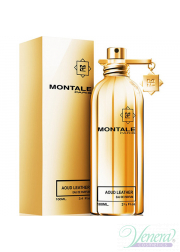 Montale Aoud Leather EDP 100ml για άνδρες και Γ...