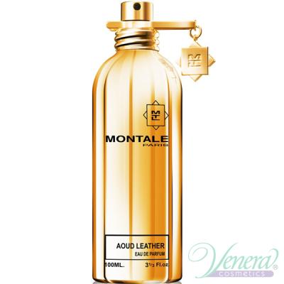Montale Aoud Leather EDP 100ml за Мъже и Жени БЕЗ ОПАКОВКА Унисекс парфюми без опаковка