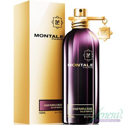 Montale Aoud Purple Rose EDP 100ml за Мъже и Жени БЕЗ ОПАКОВКА Унисекс парфюми без опаковка
