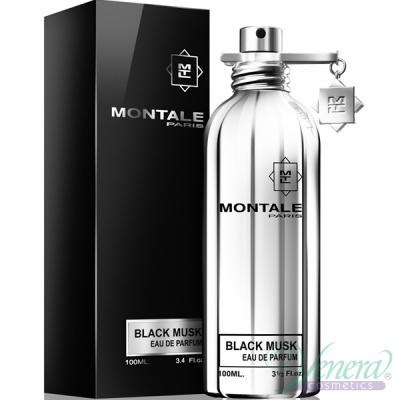 Montale Black Musk EDP 100ml за Мъже и Жени БЕЗ ОПАКОВКА Унисекс парфюми без опаковка
