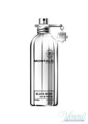 Montale Black Musk EDP 100ml για άνδρες και Γυναικες ασυσκεύαστo Unisex αρώματα χωρίς συσκευασία