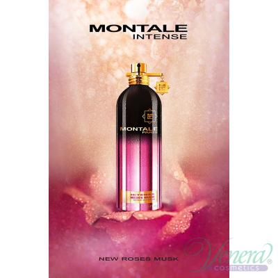 Montale Intense Roses Musk Extrait de Parfum 100ml за Жени БЕЗ ОПАКОВКА Дамски Парфюми без опаковка