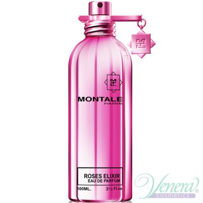 Montale Roses Elixir EDP 100ml pentru Femei fără de ambalaj Women's Fragrances without package