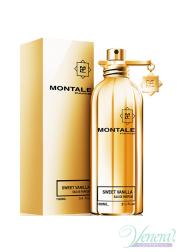 Montale Sweet Vanilla EDP 100ml για άνδρες και Γυναικες ασυσκεύαστo Unisex αρώματα ασυσκεύαστo