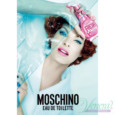 Moschino Pink Fresh Couture EDT 50ml за Жени Дамски Парфюми