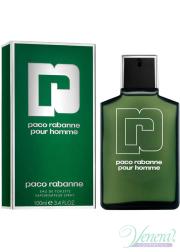 Paco Rabanne Paco Rabanne Pour Homme EDT 100ml για άνδρες
