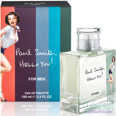 Paul Smith Hello You! EDT 100ml за Мъже Мъжки Парфюми