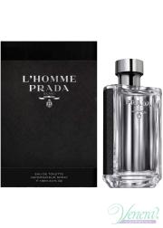 Prada L'Homme EDT 100ml για άνδρες Αρσενικά Αρώματα