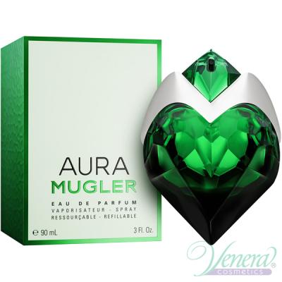 Thierry Mugler Aura Mugler EDP 90ml за Жени Дамски Парфюми