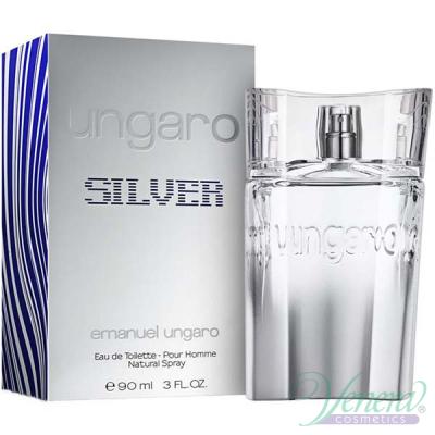 Ungaro Silver EDT 90ml за Мъже БЕЗ ОПАКОВКА Мъжки Парфюми без опаковка