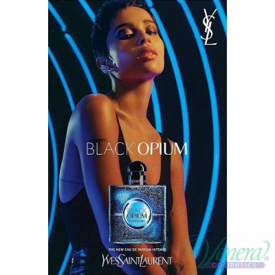 YSL Black Opium Intense EDP 90ml за Жени Дамски Парфюми