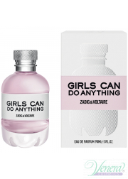 Zadig & Voltaire Girls Can Do Anything EDP 90ml για γυναίκες