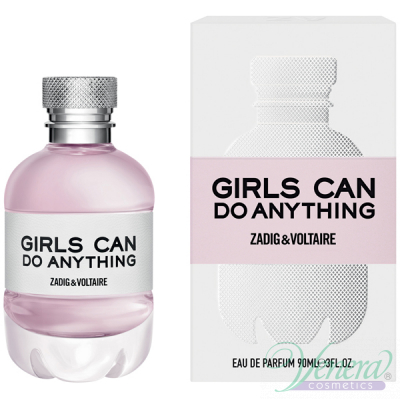 Zadig & Voltaire Girls Can Do Anything EDP 90ml за Жени Дамски Парфюми