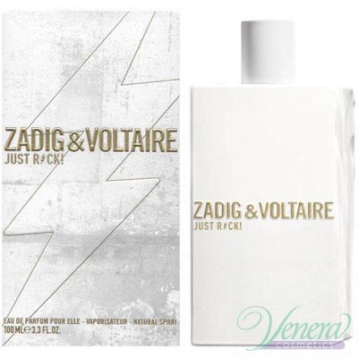 Zadig & Voltaire Just Rock! for Her EDP 50ml за Жени Дамски Парфюми