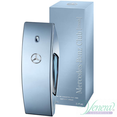 Mercedes-Benz Club Fresh EDT 100ml за Мъже Мъжки Парфюми