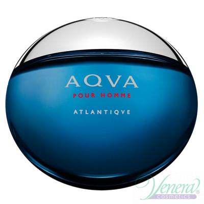 Bvlgari Aqva Pour Homme Atlantiqve EDT 100ml за Мъже БЕЗ ОПАКОВКА Мъжки Парфюми без опаковка