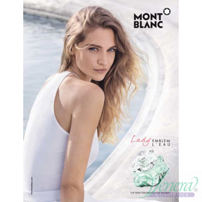 Mont Blanc Lady Emblem L'Eau Body Lotion 100ml pentru Femei Women's face and body products