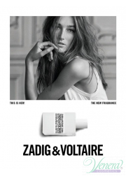 Zadig & Voltaire This is Her EDP 100ml για γυναίκες