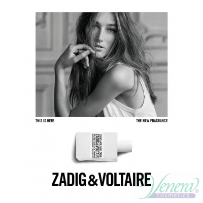 Zadig & Voltaire This is Her EDP 100ml за Жени Дамски Парфюми