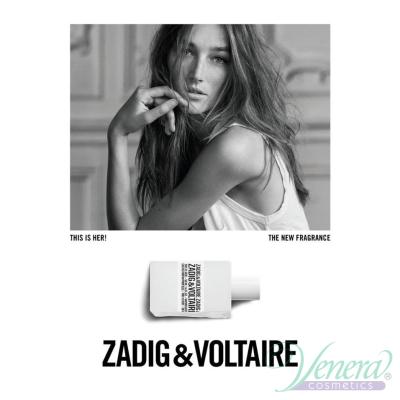 Zadig & Voltaire This is Her EDP 100ml за Жени БЕЗ ОПАКОВКА