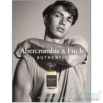 Abercrombie & Fitch Authentic EDT 100ml за Мъже Мъжки Парфюми