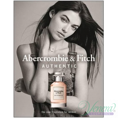 Abercrombie & Fitch Authentic EDP 100ml за Жени Дамски Парфюми