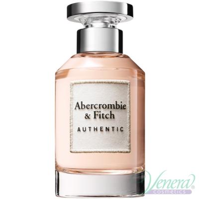 Abercrombie & Fitch Authentic EDP 100ml за Жени БЕЗ ОПАКОВКА Дамски Парфюми без опаковка
