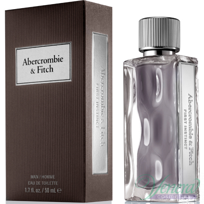 Abercrombie & Fitch First Instinct EDT 50ml за Мъже Мъжки Парфюми
