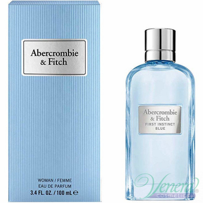 Abercrombie & Fitch First Instinct Blue for Her EDP 50ml за Жени Дамски Парфюми